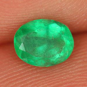 Smaragd 0,36 ct