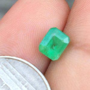 Smaragd 0.80 ct