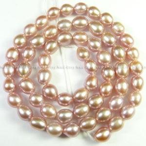 Růžové perly 97 ct