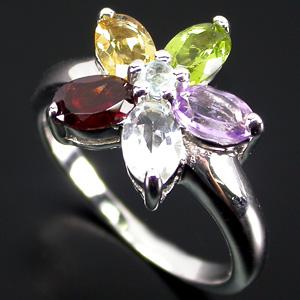 Prsten stříbrný
