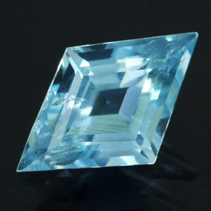Aquamarín 0.85ct